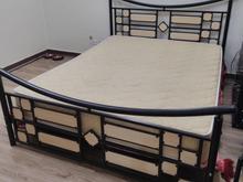 سه عدد تخت خواب فلزی در شیپور