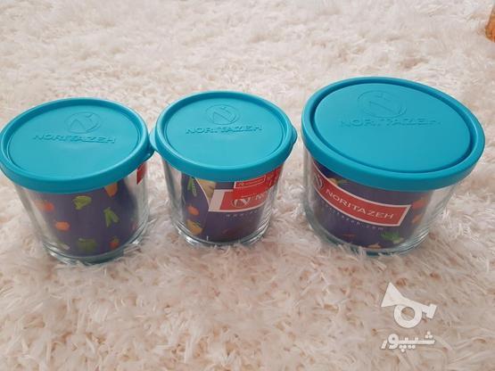 3 عدد ظرف در پلاستیکی در گروه خرید و فروش لوازم خانگی در تهران در شیپور-عکس1