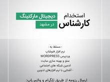 کارشناس دیجیتالمارکتر در مشهد در شیپور