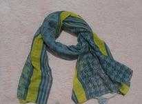 روسری شالی طرح دار تک رنگ در شیپور-عکس کوچک