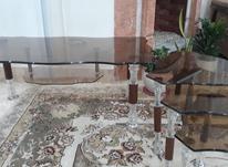 میز وسط با سه تیکه جلو در شیپور-عکس کوچک