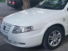سمند سورن 1391 سفید در شیپور