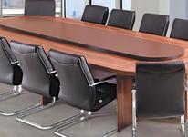 میز کنفرانس برای جلسات گروهی-صندلی اداری* در شیپور-عکس کوچک