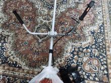 جمن زنی با دستگاه(بیخ بر کردن انواع بوته های ریز ودرشت) در شیپور