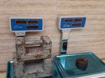 ترازو 40 کیلویی علمکدار چوپوقی فلزی در شیپور
