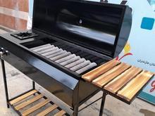باربیکیو ده چدنی همراه باشعله گرمکن در شیپور