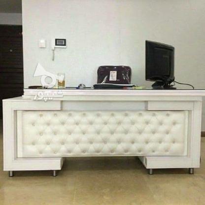 میز صندلی مدیریت اداری دفتری * در گروه خرید و فروش صنعتی، اداری و تجاری در تهران در شیپور-عکس1
