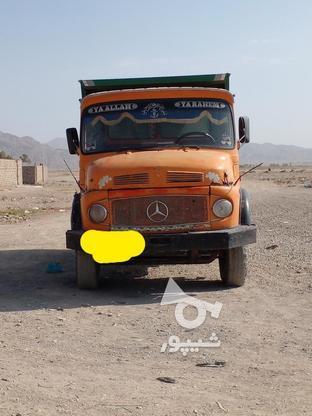 بنز شش تن 911مدل 56 در گروه خرید و فروش وسایل نقلیه در سیستان و بلوچستان در شیپور-عکس1