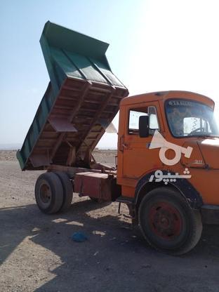 بنز شش تن 911مدل 56 در گروه خرید و فروش وسایل نقلیه در سیستان و بلوچستان در شیپور-عکس5