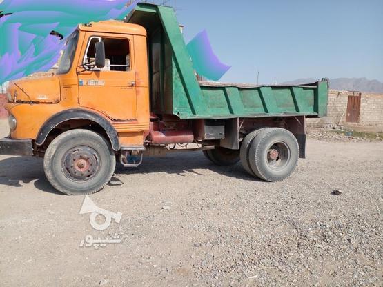 بنز شش تن 911مدل 56 در گروه خرید و فروش وسایل نقلیه در سیستان و بلوچستان در شیپور-عکس4