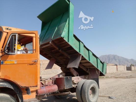 بنز شش تن 911مدل 56 در گروه خرید و فروش وسایل نقلیه در سیستان و بلوچستان در شیپور-عکس3