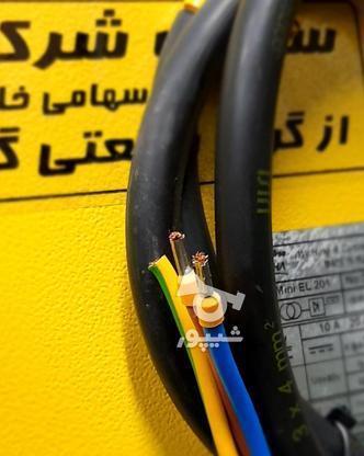 دستگاه جوش گام الکتریک 201 آکبند سری اول در گروه خرید و فروش صنعتی، اداری و تجاری در اصفهان در شیپور-عکس3