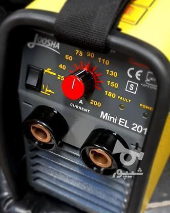 دستگاه جوش گام الکتریک 201 آکبند سری اول در گروه خرید و فروش صنعتی، اداری و تجاری در اصفهان در شیپور-عکس6