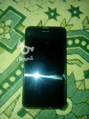 موبایل نوکیا لمسی مدل لومیا 640تک سیم در گروه خرید و فروش موبایل، تبلت و لوازم در اصفهان در شیپور-عکس1