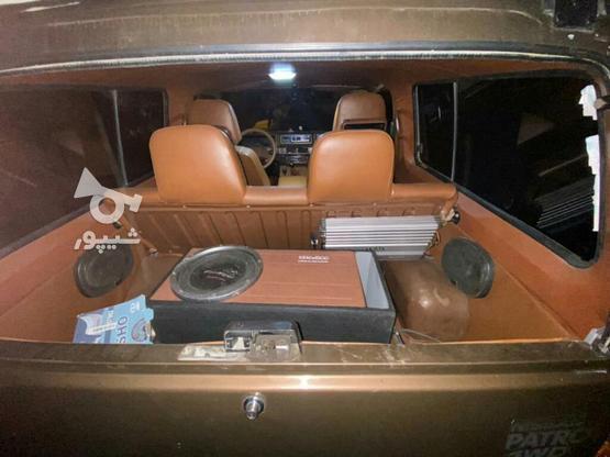 فروش فوری پاترول مدل 76 در گروه خرید و فروش وسایل نقلیه در گیلان در شیپور-عکس6