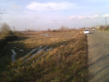 زمین باغی و کشاورزی بر جاده رودبارکی لشت نشا در شیپور