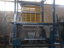 دستگاه تولید نایلون و کیسه زباله عرض 130 در شیپور