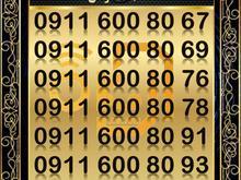 سیم کارت های اعتباری رند ایرانسل مشابه خط 09116008078 در شیپور