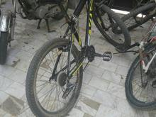 دوچرخه ویوا اکسیژن کوهستانی حرفه ای معاوضه با گوشی و لپتاپ در شیپور