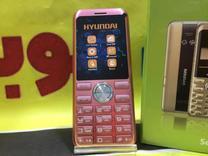 گوشی ساده هیوندای مدل K3اصلی باکدفعالسازی در شیپور