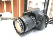 دوربین کانن 2000D در حد نو با لوازم در شیپور