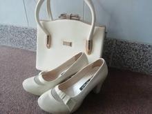 کیف عروس کفش عروس کیف کفش دخترانه زنانه در شیپور