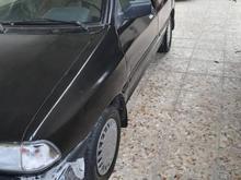 پراید مدل84 دوگانه دست در شیپور