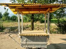 چرخ دستی سالم خوب در شیپور