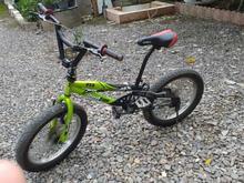 دوچرخه bmx درحدنو فرمان 360 درجه در شیپور