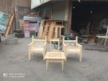 صندلی و میز سنتی در شیپور