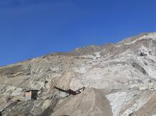 فروش عالی معدن شن وماسه در شیپور