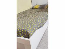 تخت یکنفره با خوشخواب در شیپور