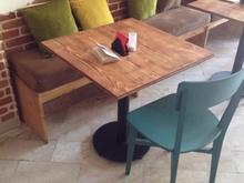صندلی و نیمکت تمام چوب در شیپور