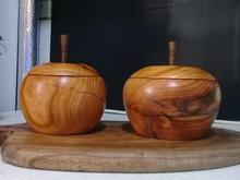 ظروف چوبی دستساز در شیپور