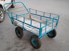 گاری با چرخ بادی در شیپور