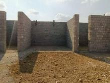خانه 187 متر نیمه ساخت در شیپور
