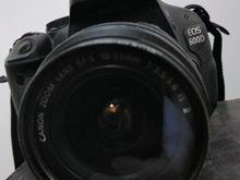 Canon 600 D در شیپور