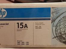 یک عدد تونر کارتریج پرینتر لیزری hp laserjet 15A در شیپور