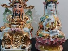 زیبا مجسمه های چینی و انتیک در شیپور